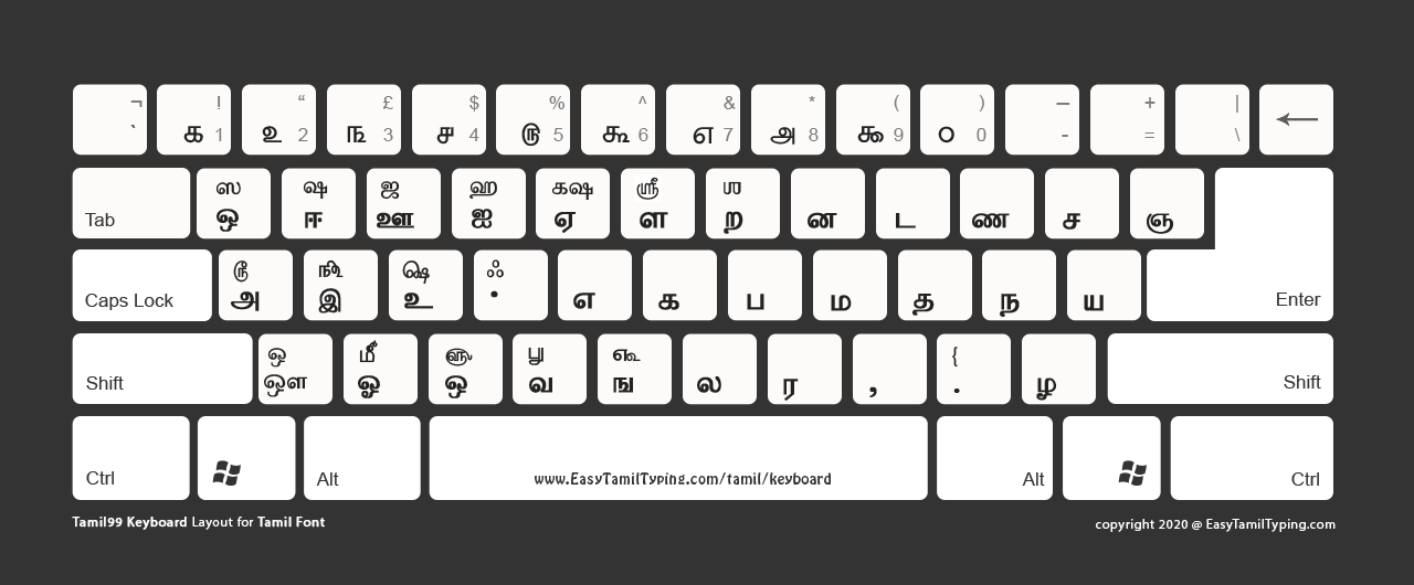 keyboard with dark background (1280px by 659px)